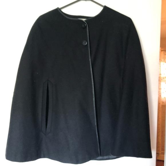 Zara Jackets & Blazers - Zara Cape Coat